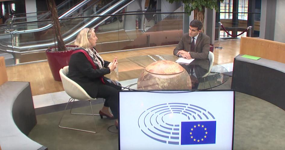 Ralph Horvath assistant parlementaire interview Joëlle Mélin député européen
