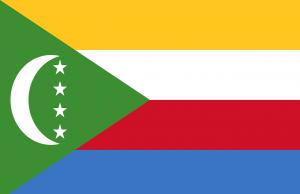drapeau comores