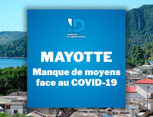 Le manque crucial de moyens à Mayotte face à la crise du Coronavirus !