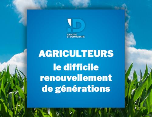 Le difficile renouvellement de la génération des agriculteurs