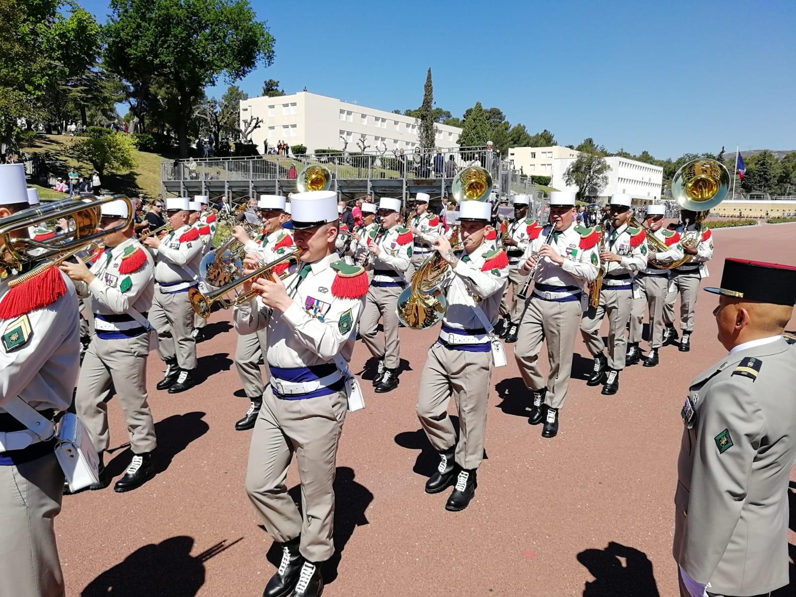 Fanfare de la Légion étrangère Ralph Horvath