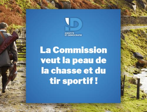 La Commission européenne veut la peau de la chasse et du tir sportif !