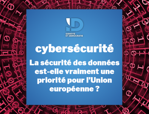 Cybersécurité : La sécurité des données est-elle vraiment une priorité pour l'Union européenne ?