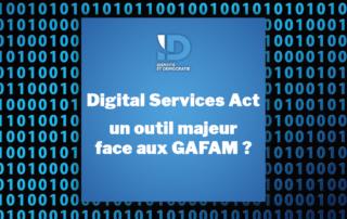 Digital Services Act page de code Ralph Horvath