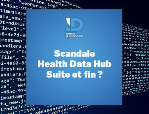 Le scandale Health Data Hub