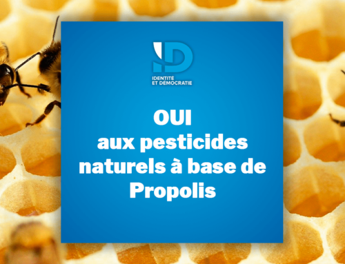 Objection sur le propolis