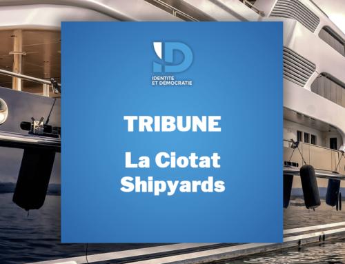 La Ciotat Shipyards : repenser la réindustrialisation de la France