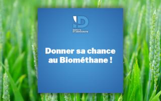 Biométhane issu de l'agriculture Ralph Horvath