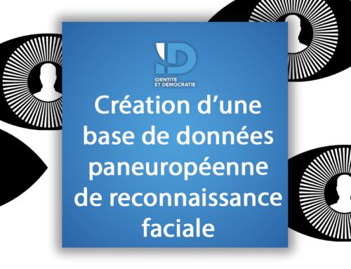 Création d'une base de données paneuropéenne de reconnaissance faciale