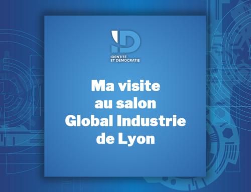 Ma visite au Salon Global Industrie de Lyon