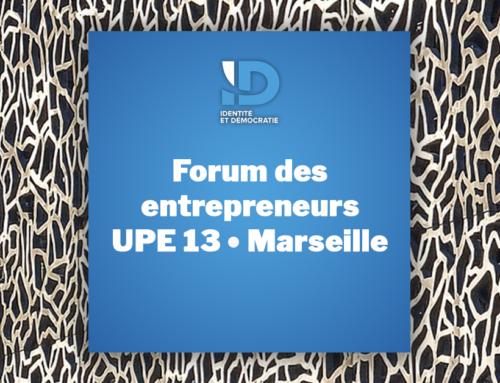 Ma visite du Forum des entrepreneurs à Marseille